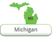 Michigan State Icon